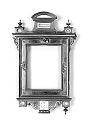 Reliquary with tabernacle frame