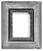 Reverse ripple cassetta frame