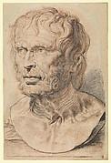 Bust of Pseudo-Seneca