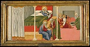 The Birth and Naming of Saint John the Baptist
