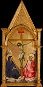 The Crucified Christ between the Virgin and Saint John the Evangelist