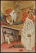 Santa Francesca Romana (1384–1440) Clothed by the Virgin