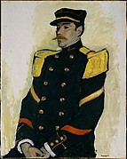 Sergeant of the Colonial Regiment