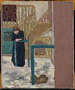 Mme Vuillard in a Set Designer's Studio