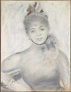 Portrait of Séverine