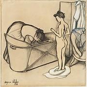 Before the Bath