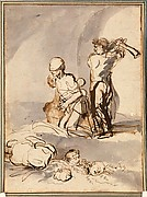 Beheading of Anabaptist Martyrs