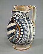 Armorial jug (boccale)
