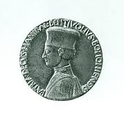 Medal:  Bust of Annibale Bentivoglio