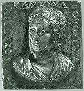 Medal: Bust of Beatric Roverella