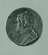 Medal:  Jacopo Antonio Sorra