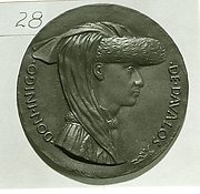 Medal:  Don Iñigo d'Avalos