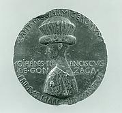 Medal:  Gianfrancesco I Gonzaga
