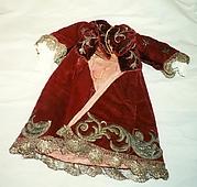 Christ Child's dress