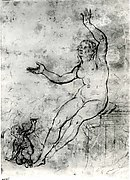 Female Nude (Danaë)