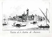 The Church and Convent of San Mattia di Murano