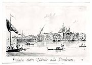 The Church of the Zitelle on the Giudecca