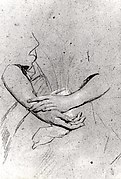 Study of the Forearms and Hands of a Woman
