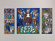 Triptych: The Last Judgment