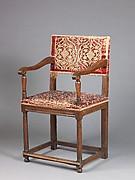 Armchair (chaise à bras)