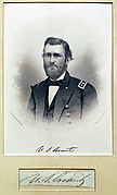 Portrait of U. S. Grant