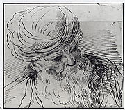 Head of a Man with a Turban