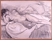 Nude Asleep