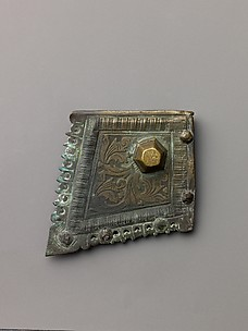 Engraved book binding mount