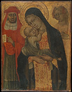 Madonna and Child with Saints Jerome and Agnes