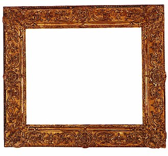 Early 18th-century style Ogee frame