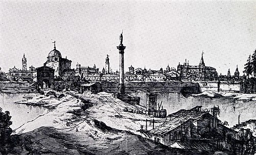 Imaginary View of Padua