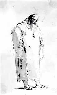 Standing Man, Facing Half Right