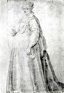 Portrait of a Florentine Lady