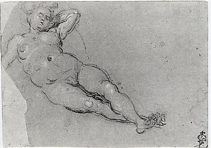 Reclining Female Nude