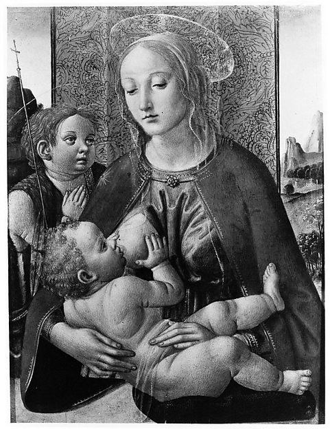 Madonna and Child with the Young Saint John the Baptist
