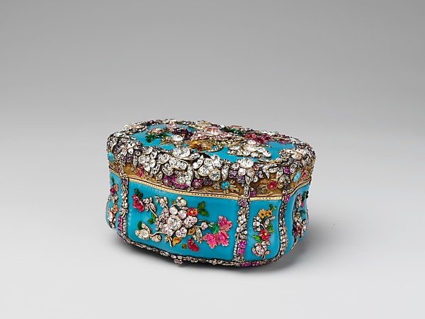 Jewelled Snuffbox