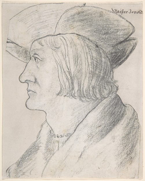 Portrait of Simon von Liebenstein (?)
