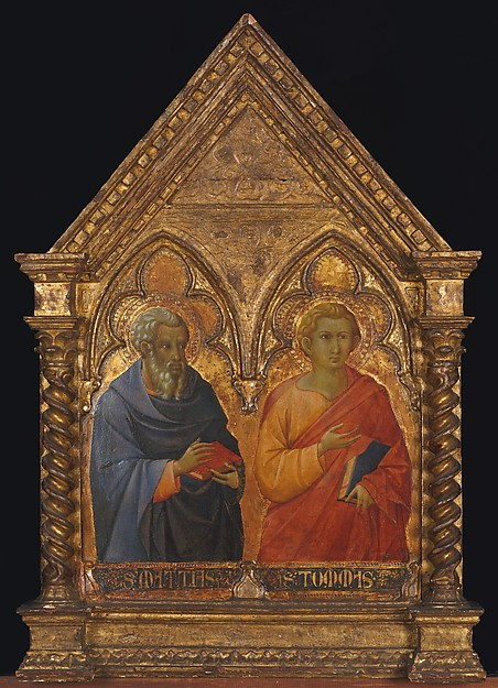 Saints Matthias and Thomas