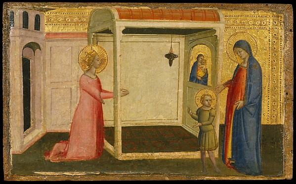 The Vision of Saint Catherine of Alexandria