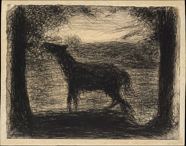 "Foal (Le Poulain) [also called ""The Colt""]"