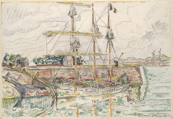 Docks at Saint Malo