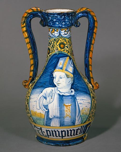 Apothecary vase (vaso da farmacia)