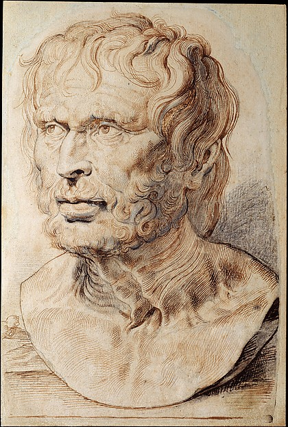 Bust of Pseudo-Seneca
