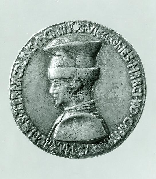 Medal:  Niccolo Piccinino