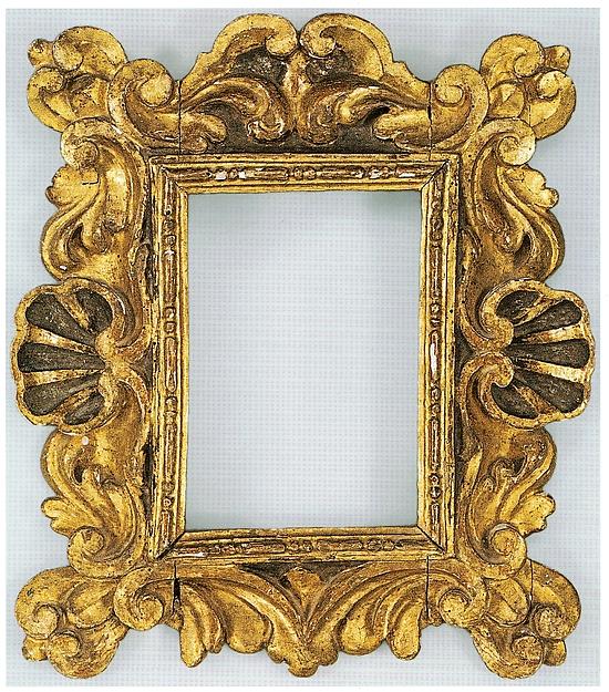 Palatina-style frame