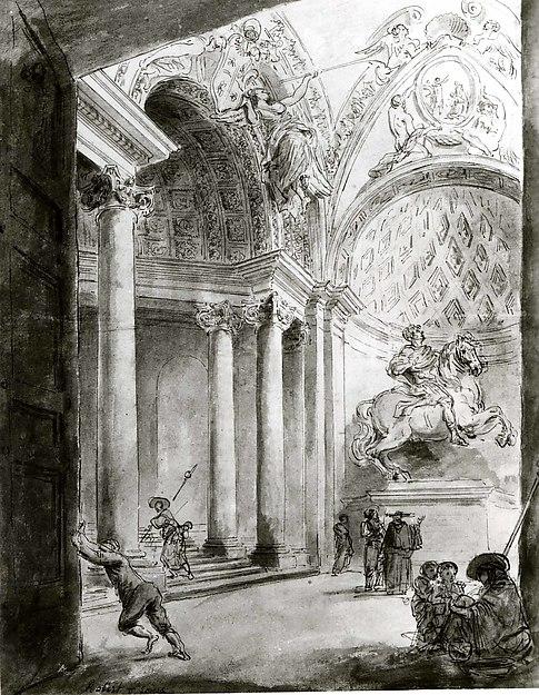 Interior of Saint Peter's