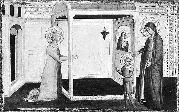 The Vision of Saint Catherine of Alexandria