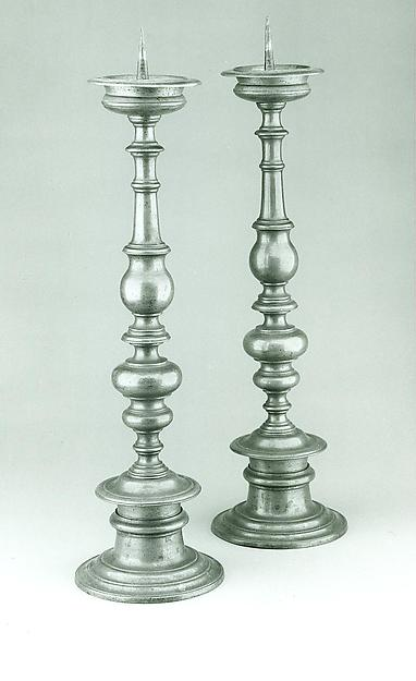 Altar Candlestick (pair with .1448)