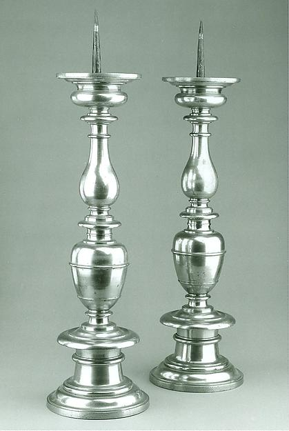 Altar Candlestick (pair with .1452)