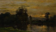 Landscape with Ducks